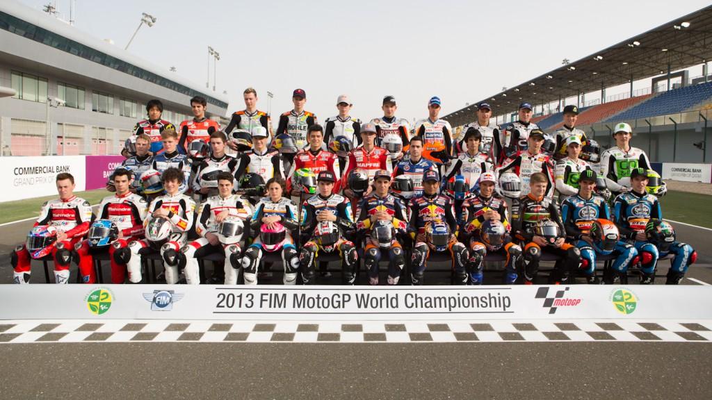 2013 Moto3 Line Up