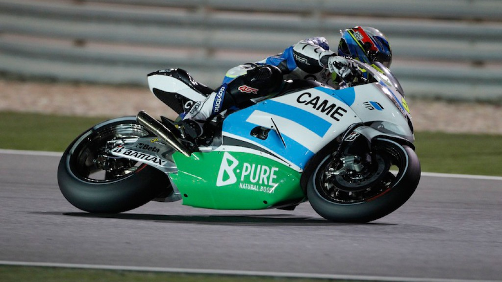 Lukas Pesek, Came IodaRacing Project, Qatar FP1