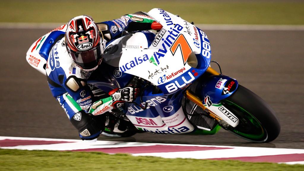 Hiroshi Aoyama, Avintia Blusens, Qatar FP3