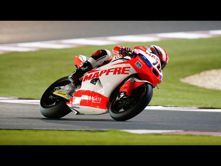 MotoGP Season 2013 - 18nicolasteroljuevesmoto2 fp1qatar s1d8567 slideshow