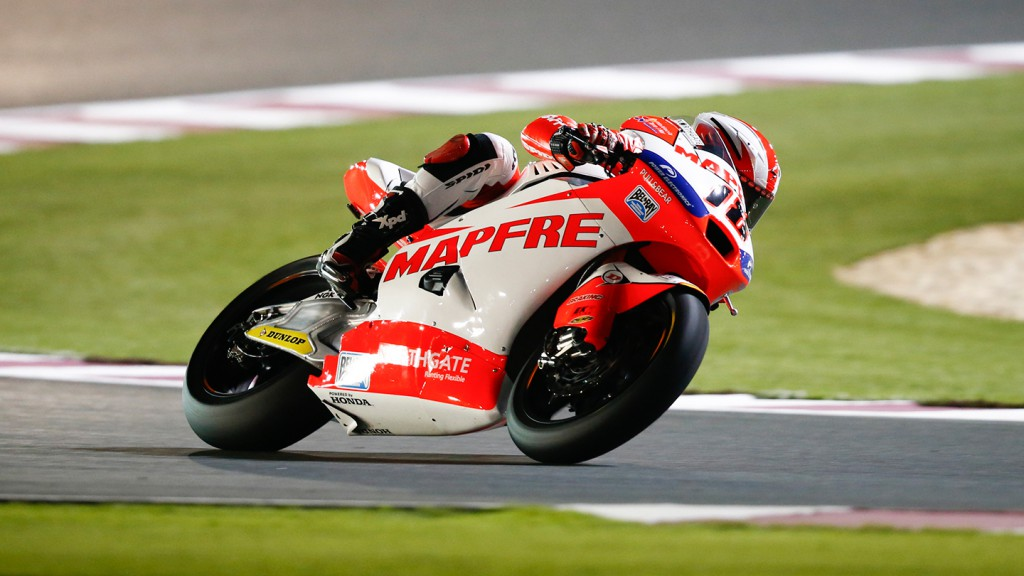 Nico Terol, Mapfre Aspar Team Moto2, Qatar FP3