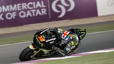Bradley Smith, Monster Yamaha Tech 3, Qatar FP3