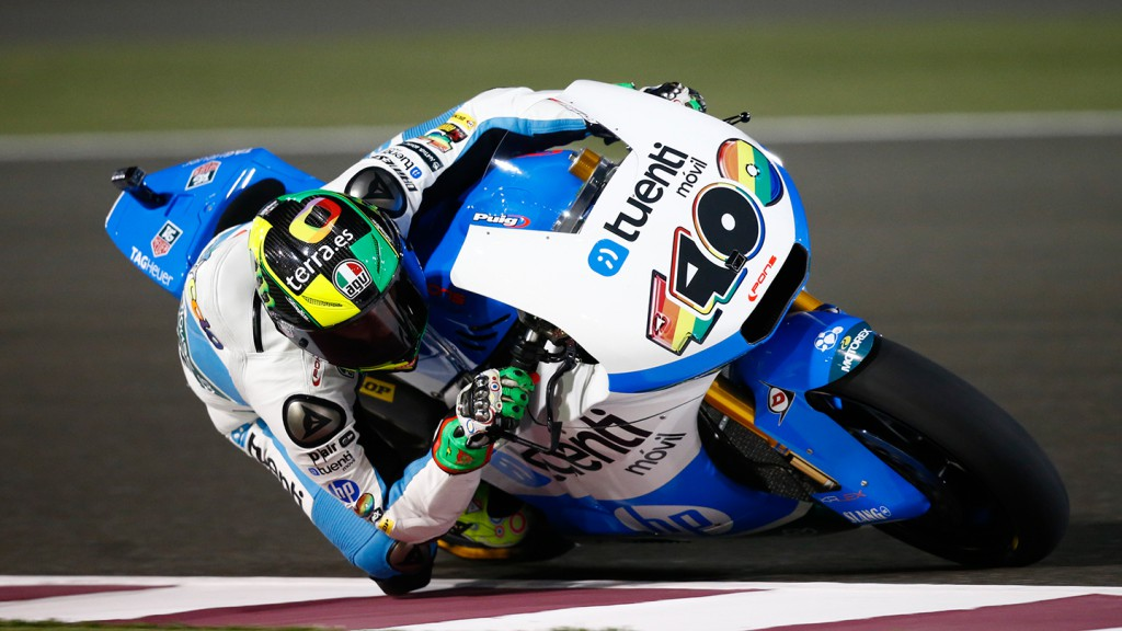 Pol Espargaro, Tuenti HP 40, Qatar FP3