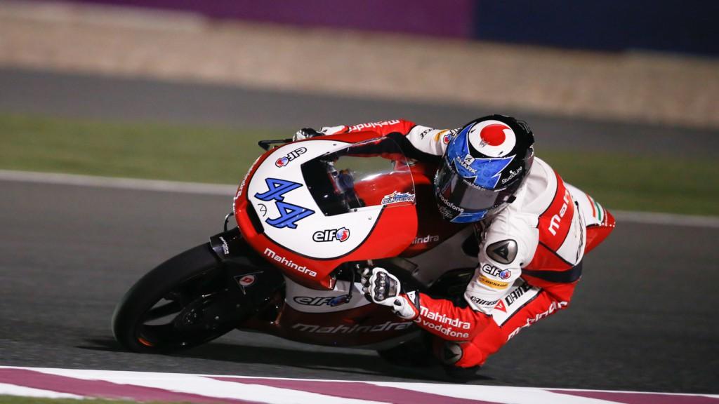 Miguel Oliveira, Mahindra Racing, Qatar FP3