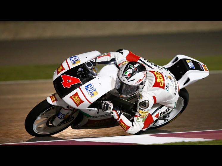 MotoGP Season 2013 - 4francescobagnaiajuevesmoto3 fp2 s1d9472 slideshow