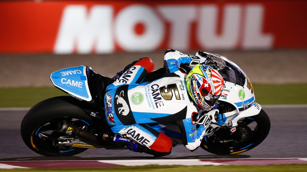 Johann Zarco, Came IodaRacing Project, Qatar FP3