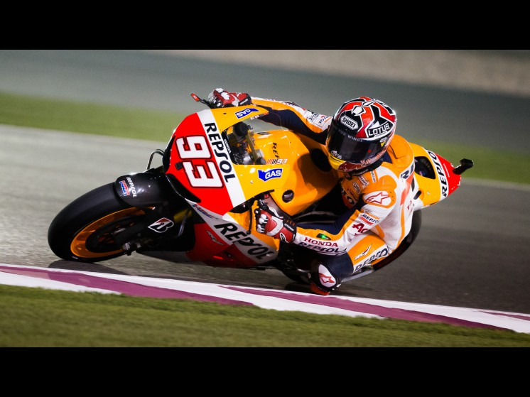 MotoGP Season 2013 - 93marquezmotogp fp2 s1d8449 slideshow