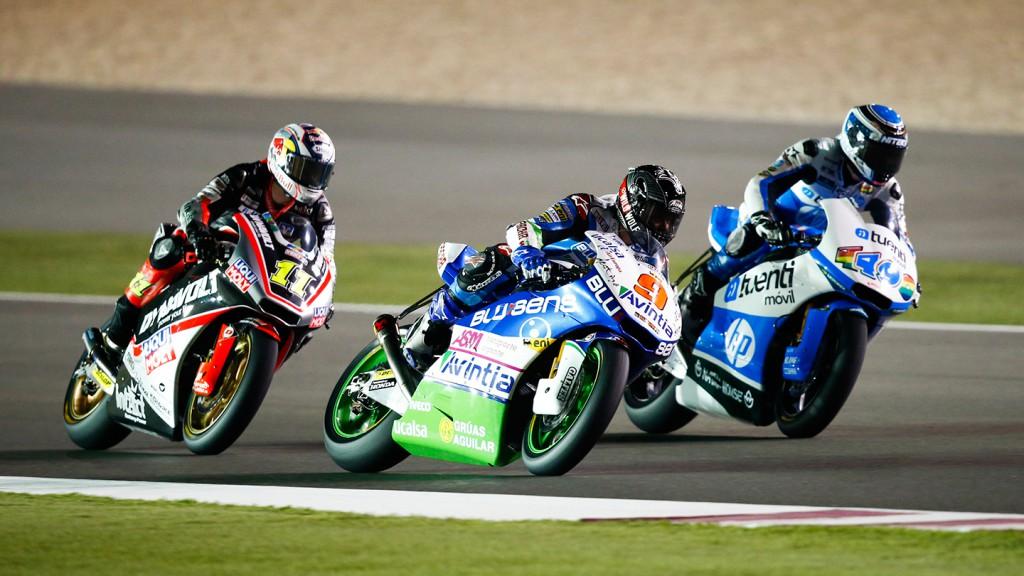 Moto2 Qatar FP2