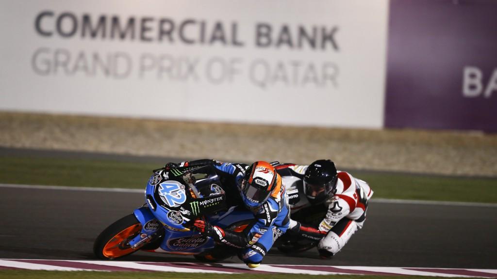 Alex Rins, Estrella Galicia 0,0, Qatar FP1