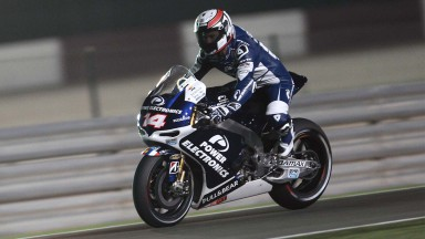 Randy de Puniet, Power Electronics Aspar, Qatar FP3