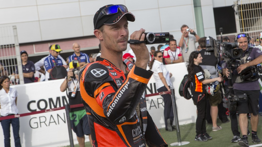Colin Edwards, NGM Mobile Forward Racing, Losail Circuit, Qatar
