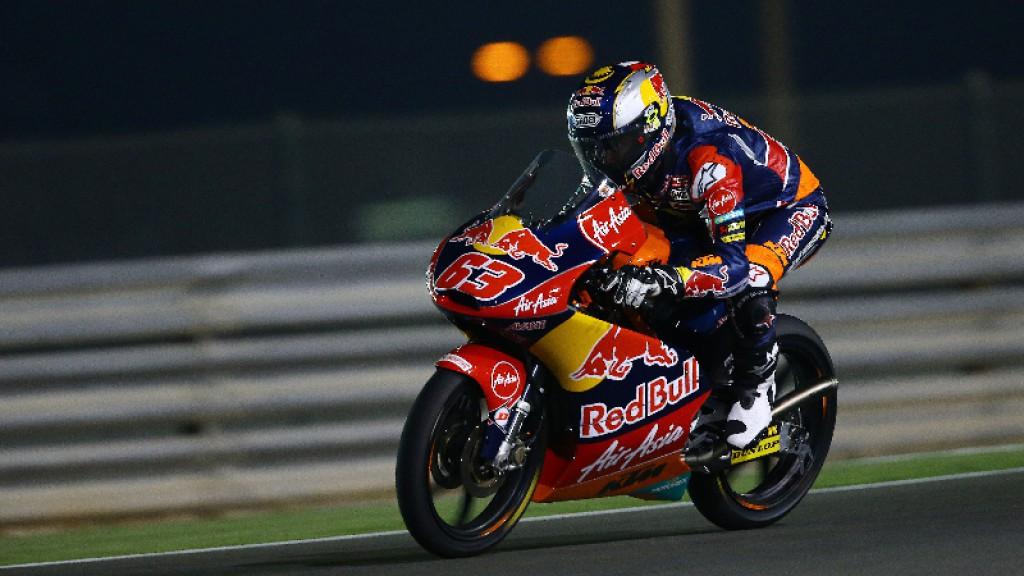 Zulfahmi Khairuddin, Red Bull KTM Ajo, Qatar FP3