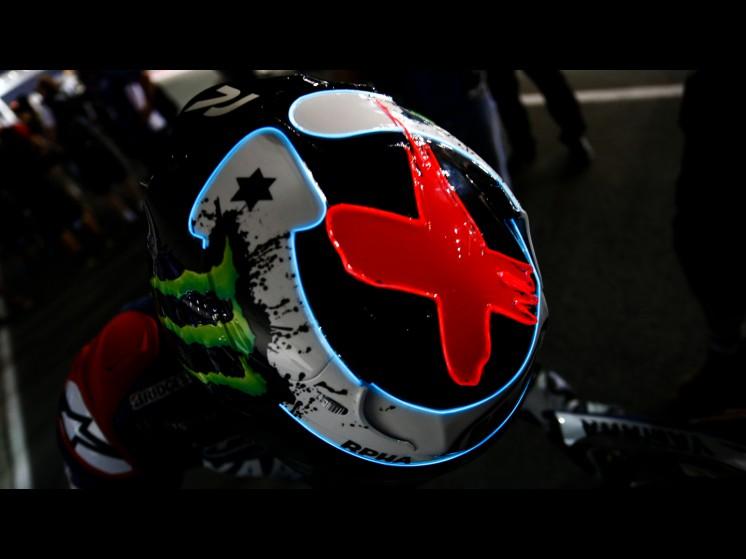 MotoGP Season 2013 - lorenzo helmet s1d8799 slideshow