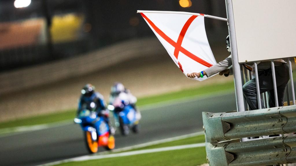 Moto3 Rainy FP3, Qatar