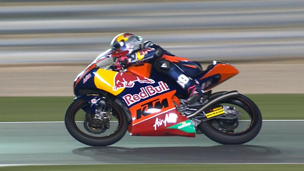 Luis Salom, Red Bull KTM Ajo, Qatar FP3