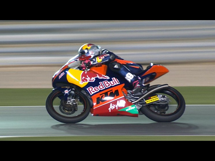 MotoGP Season 2013 - moto3 fp3 salom slideshow