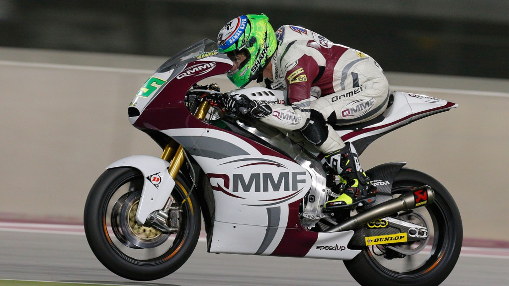 Anthony West, QMMF Racing Team, Qatar FP3