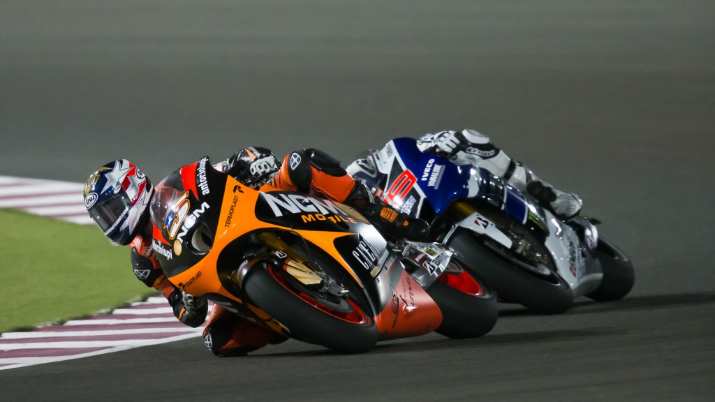 Colin Edwards, NGM Mobile Forward Racing, Qatar Q1