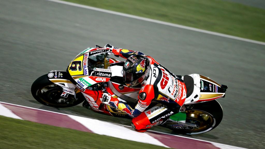 Stefan Bradl, LCR Honda MotoGP, Qatar Q2