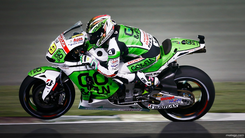 motogp.com · Alvaro Bautista, GO&FUN Honda Gresini, Qatar Q2