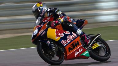Qatar 2013 - Moto3 - QP - Highlights