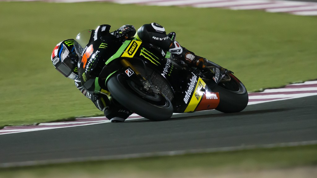 Bradley Smith, Monster Yamaha Tech 3, Qatar Q2