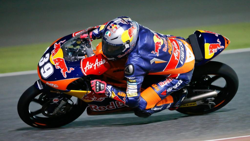 Luis Salom, Red Bull KTM Ajo, Qatar QP