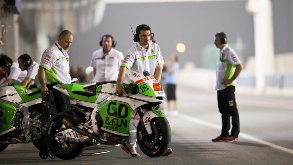 Bryan Staring, GO&FUN Honda Gresini, Qatar Q1