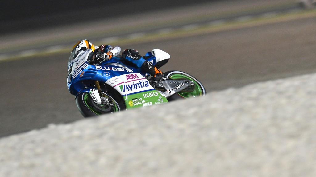 Hector Barbera, Avintia Blusens, Qatar Q1