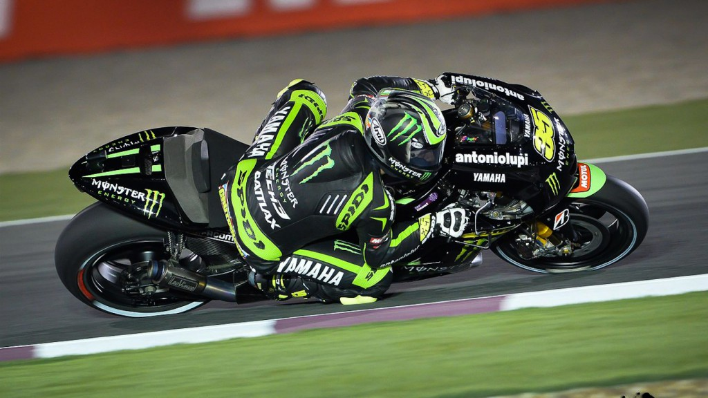 Cal Crutchlow, Monster Yamaha Tech 3, Qatar Q2