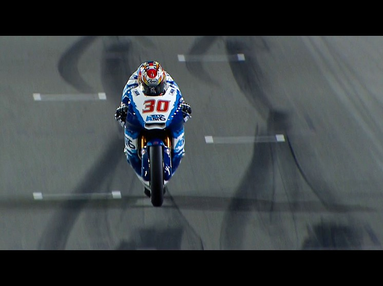 MotoGP Season 2013 - moto2 qp nakagami 2 slideshow