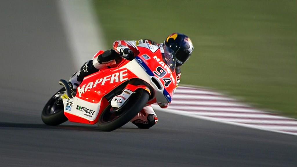 Jonas Folger, Mapfre Aspar Team Moto3, Qatar QP
