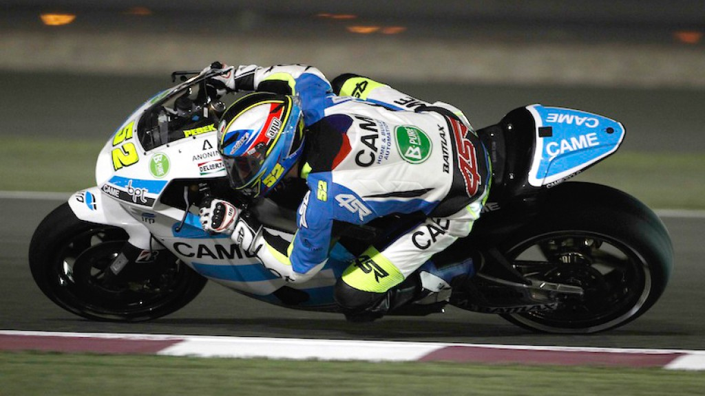 Lukas Pesek, Came IodaRacing Project, Qatar Q1
