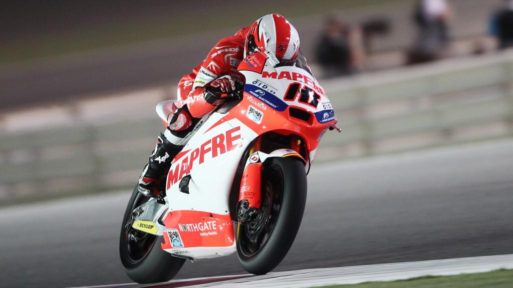 Nico Terol, Mapfre Aspar Team Moto2, Qatar QP