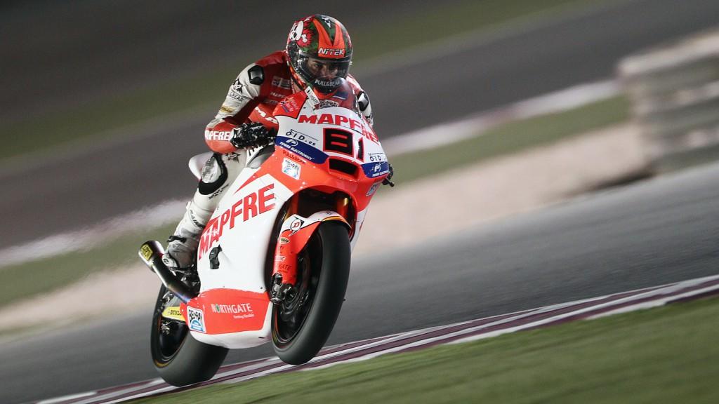 Jordi Torres, Mapfre Aspar Team Moto2, Qatar QP