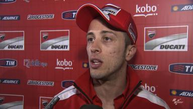 Dovizioso says result reflects reality