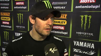 Crutchlow describes mistake at Turn 1