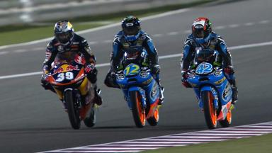 Qatar 2013 - Moto3 - RACE - Highlights