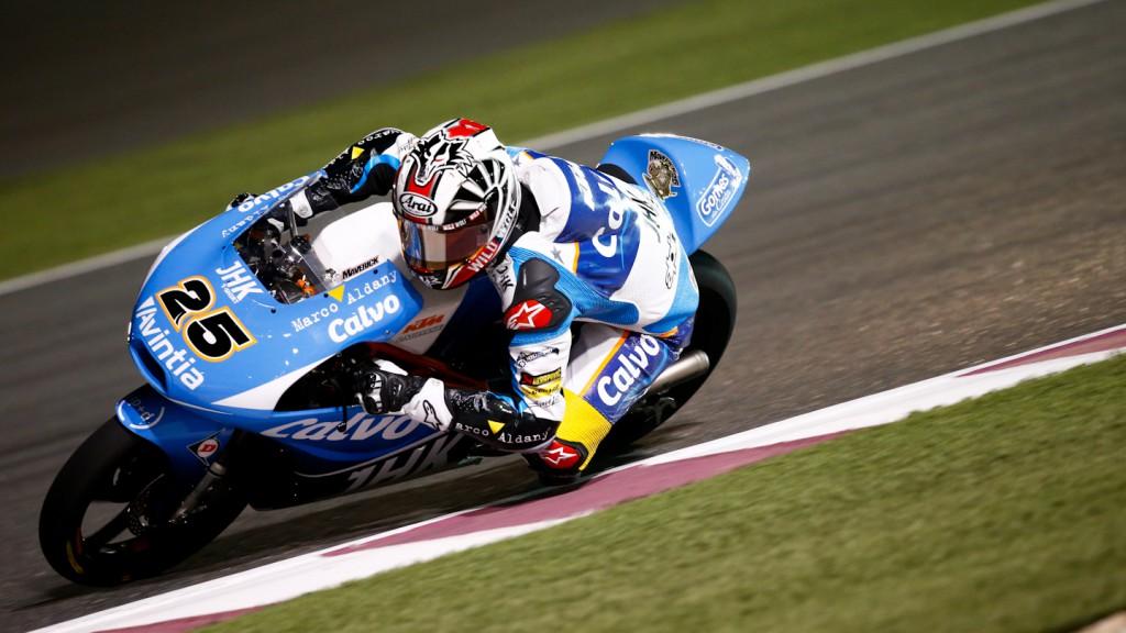 Maverick Viñales, Team Calvo, Qatar RAC