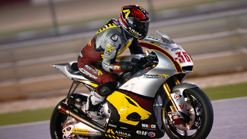 Mika Kallio, Marc VDS Racing TEam, Qatar RAC