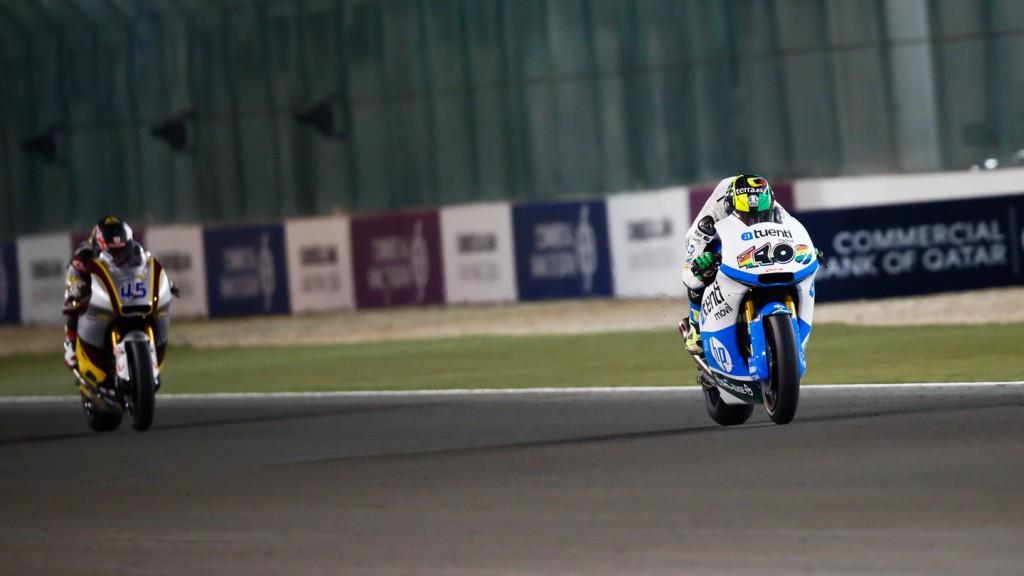 Pol Espargaro, Tuenti HP 40, Qatar RAC