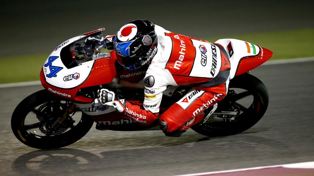 Miguel Oliveira, Mahindra Racing, Qatar QP