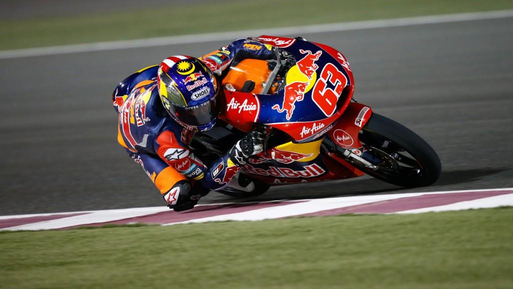 Zulfahmi Khairuddin, Red Bull KTM Ajo, Qatar QP