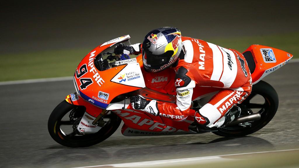 Jonas Folger, Mapfre Aspar Moto2, Qatar QP