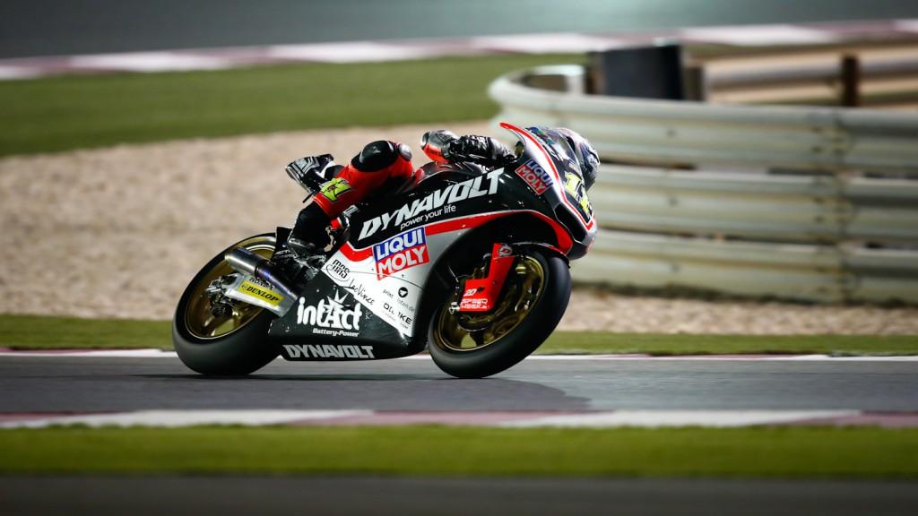 Sandro Cortese, Dynavolt Intact GP, Qatar RAC
