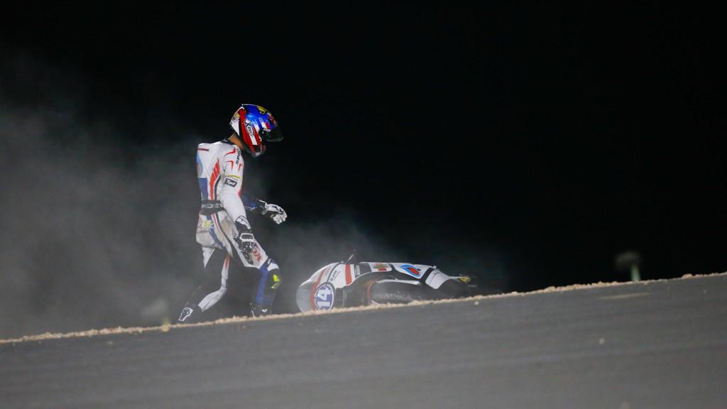 Ratthapark Wilairot, Thai Honda Gresini Moto2, Qatar RAC