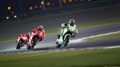 Alvaro Bautista, GO&FUN Honda Gresini, Qatar RAC