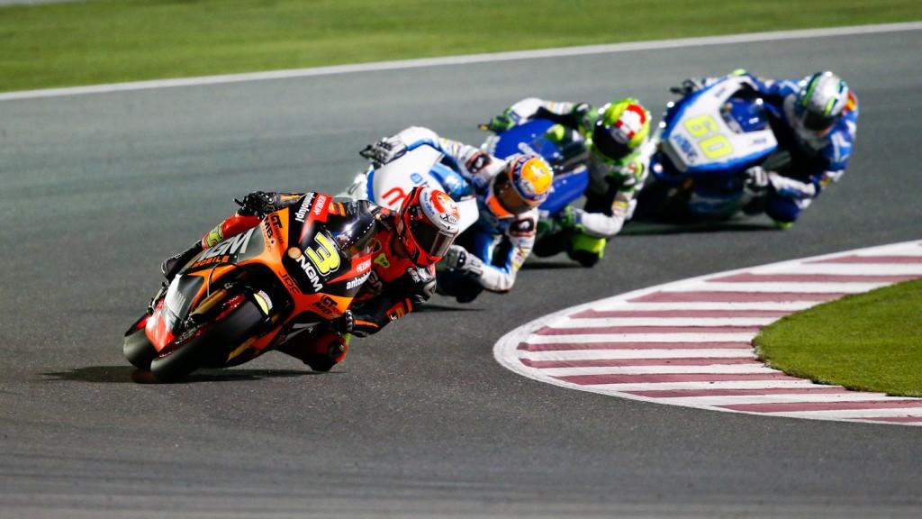 Moto2 Qatar RAC
