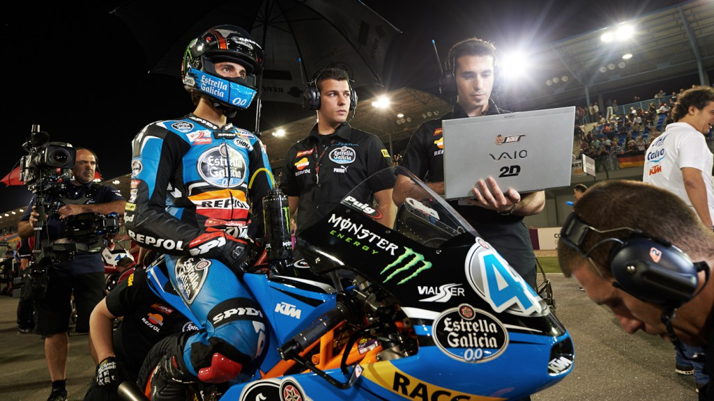 Alex Rins, Estrella Galicia 0,0, Qatar RAC - © Copyright Alex Chailan & David Piolé