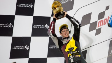 Scott Redding, Marc VDS Racing Team, Qatar RAC